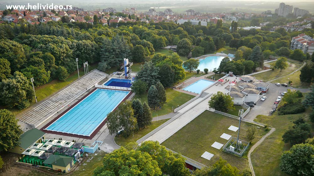 Belgrade apartments - Kosutnjak pools