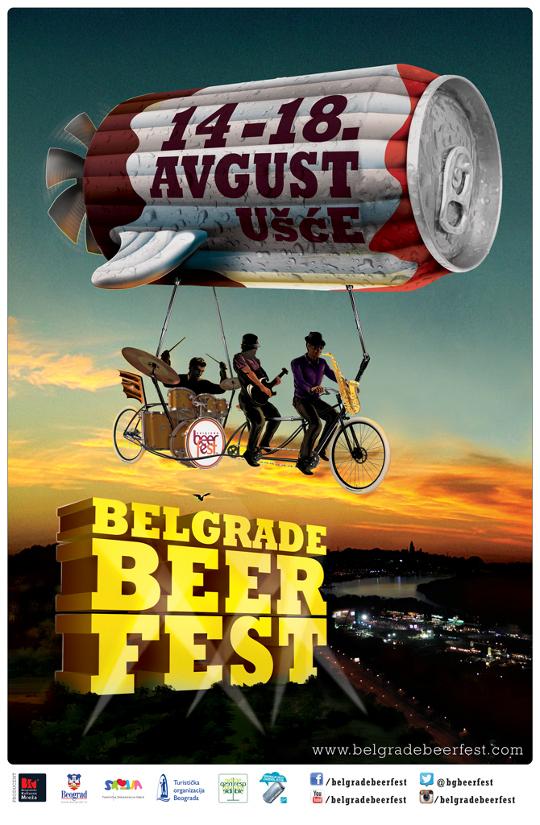 Belgrade rentals - Beer fest