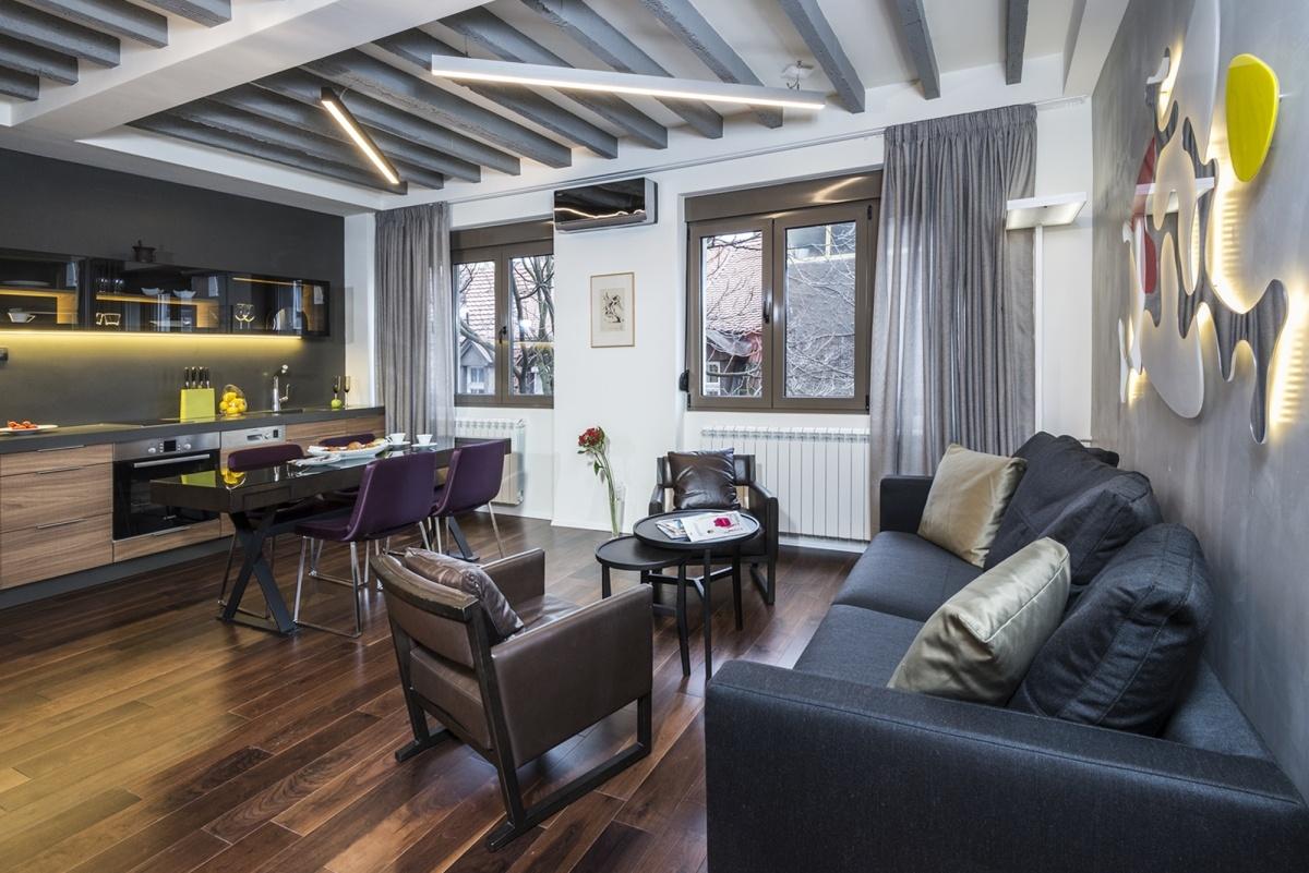 Apartment Belgrade - Cubismo
