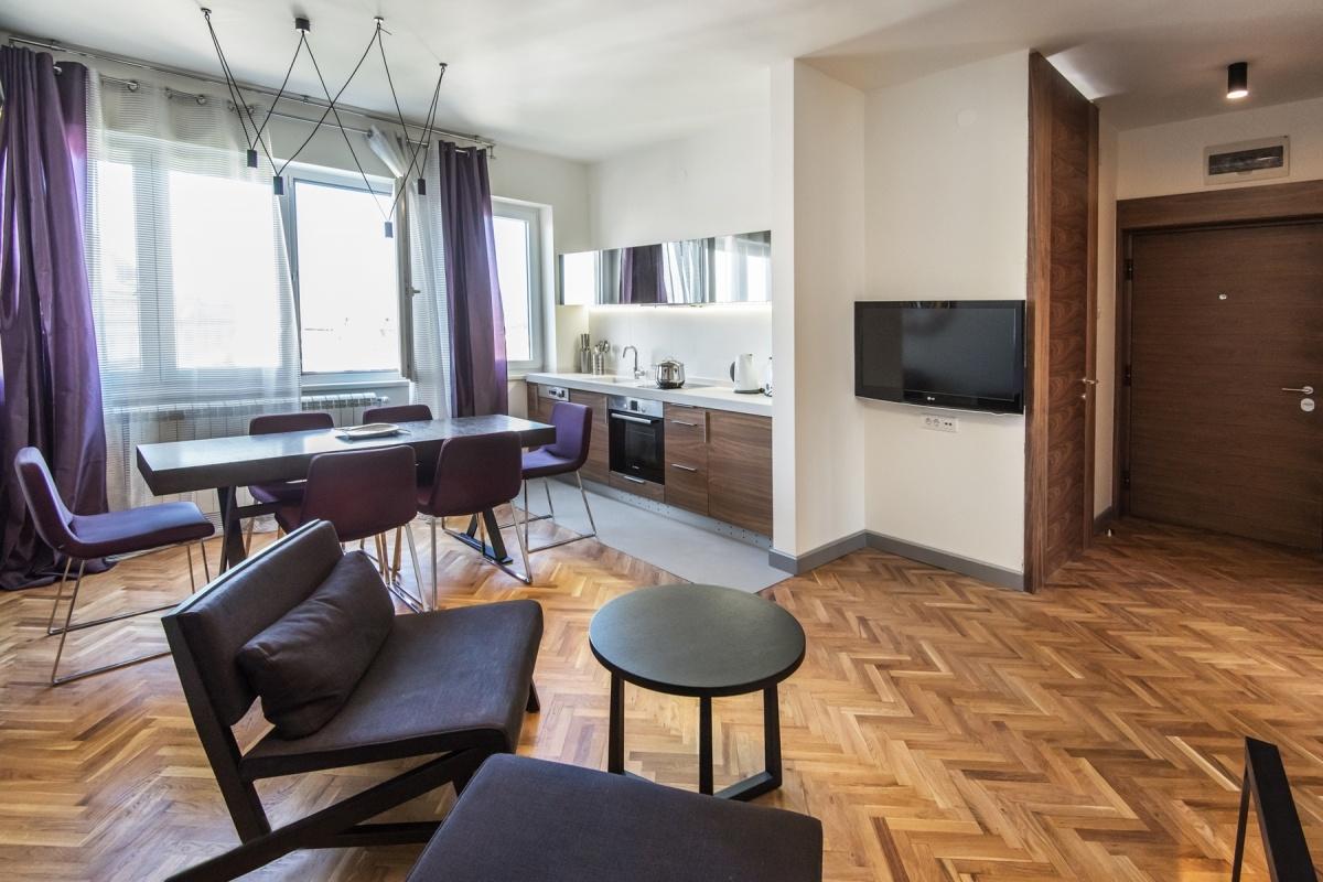 Belgrade apartments - PICASSO