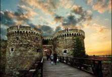 Belgrade fortress and KIalemegdan