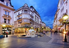 Knez Mihailova Strret, the main pedestrian